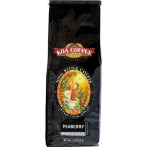 KOA Kona Peaberry Coffee