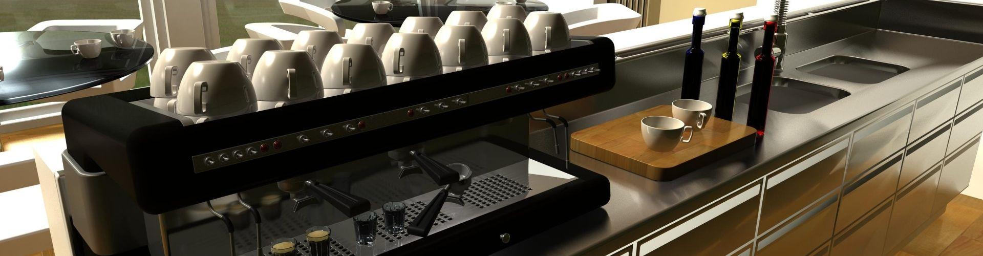 built in espresso machine header image