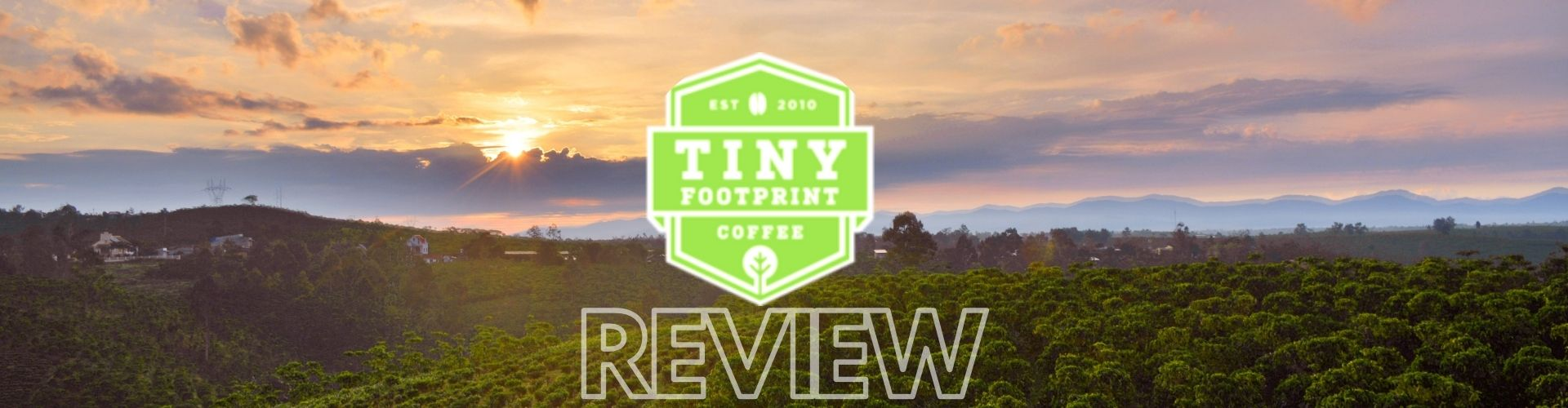 tiny footprint coffee image