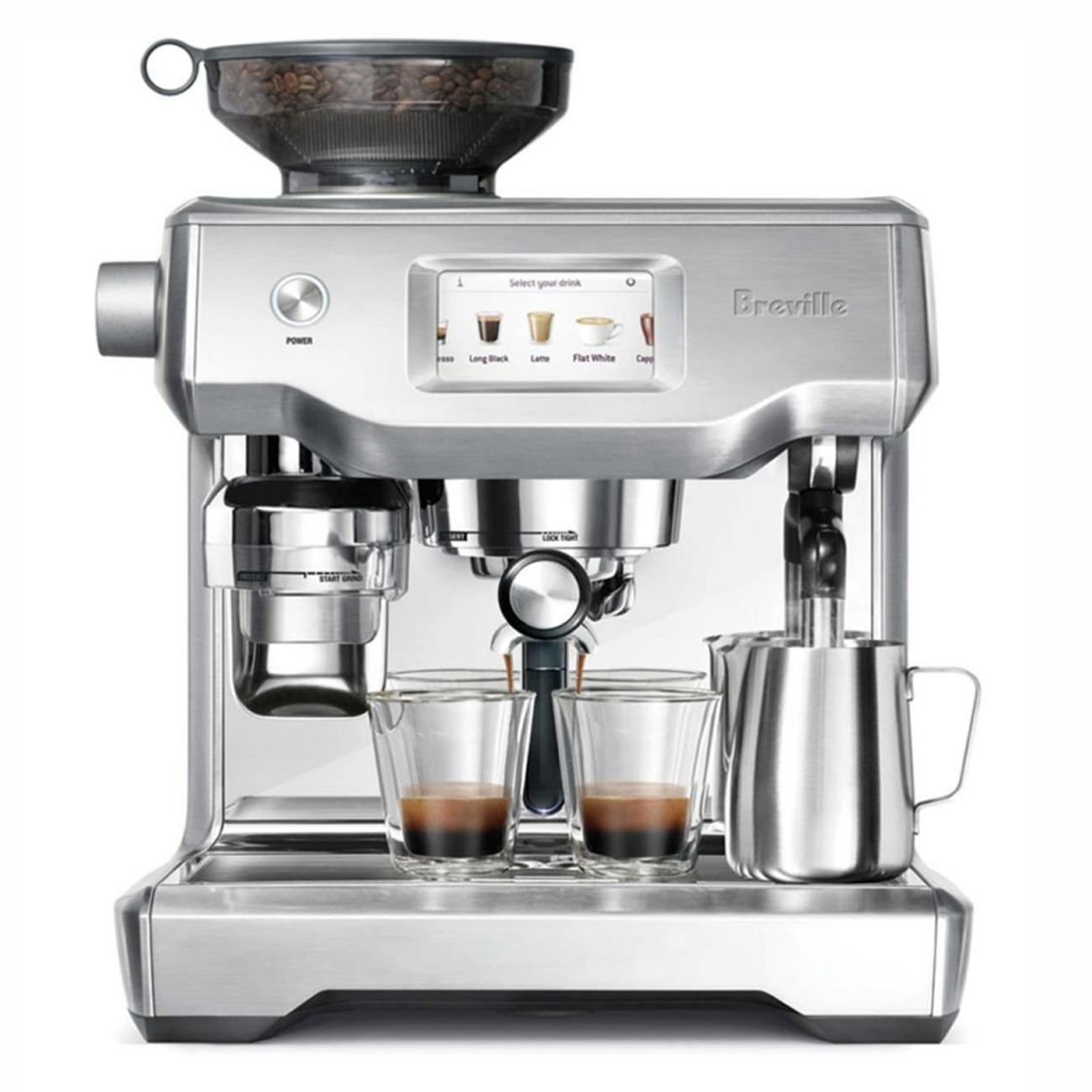 The Breville Oracle Touch Espresso Machine