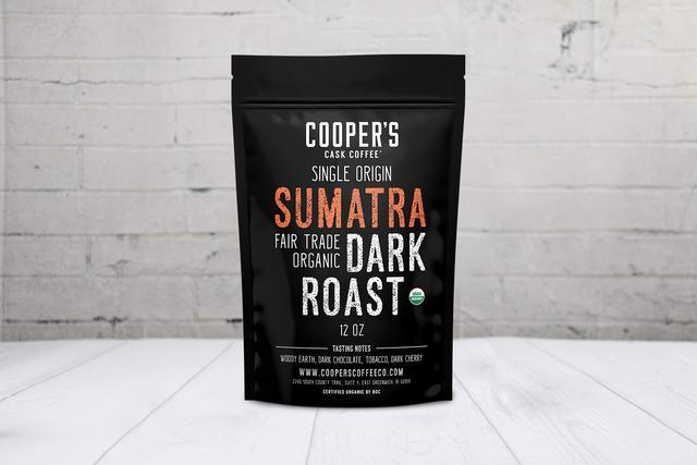 Cooper's Sumatra Dark Roast