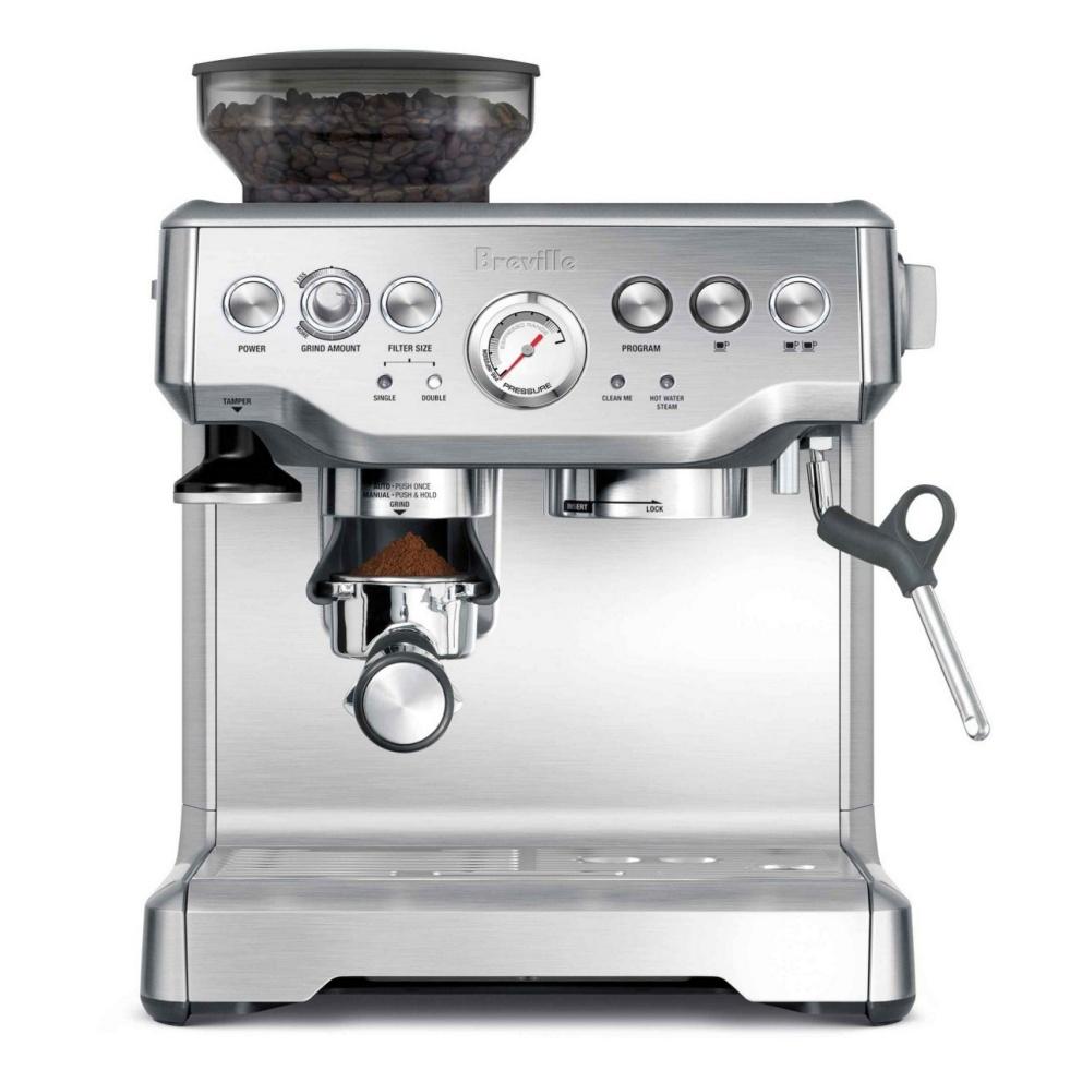 Breville - The Barista Express Espresso Machine