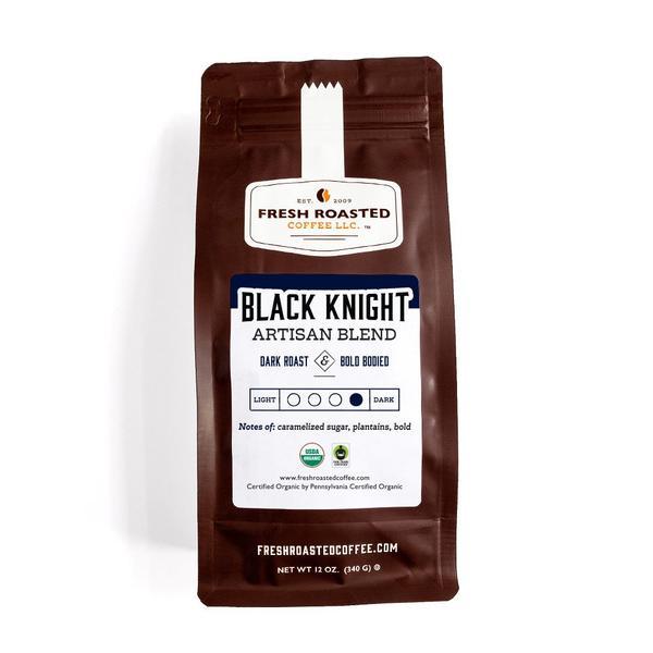 Fresh Roasted - Black Knight Dark Roast