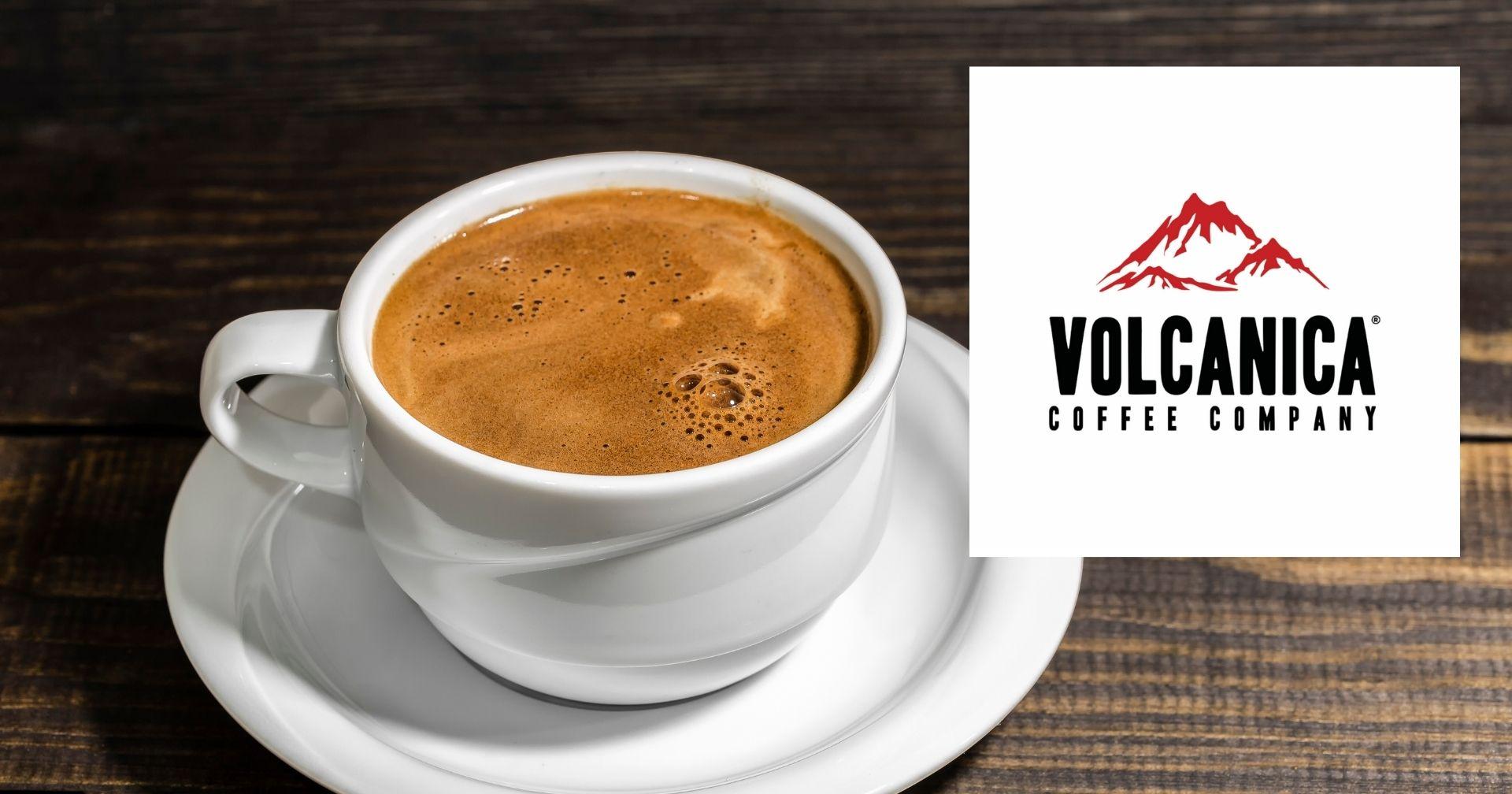 Volcanica Organic Coffee