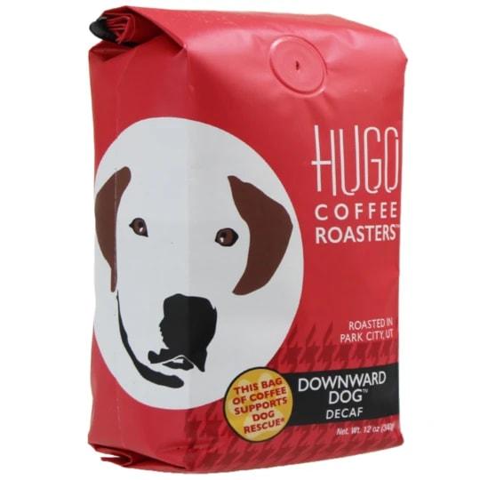 Hugo Coffee | Downward Dog Decaf | 12oz