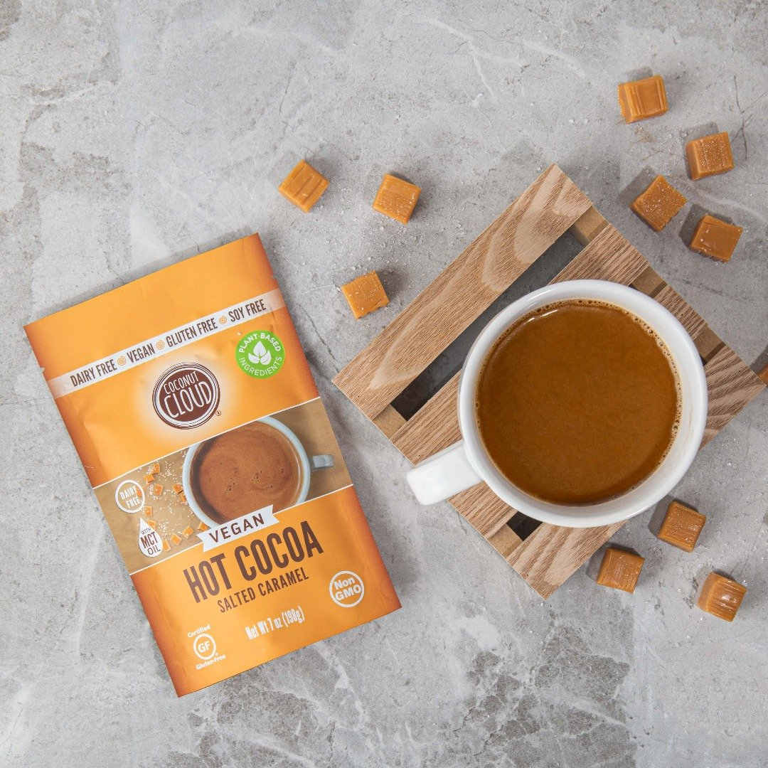 Coconut Cloud - Salted Caramel Hot Cocoa Mix
