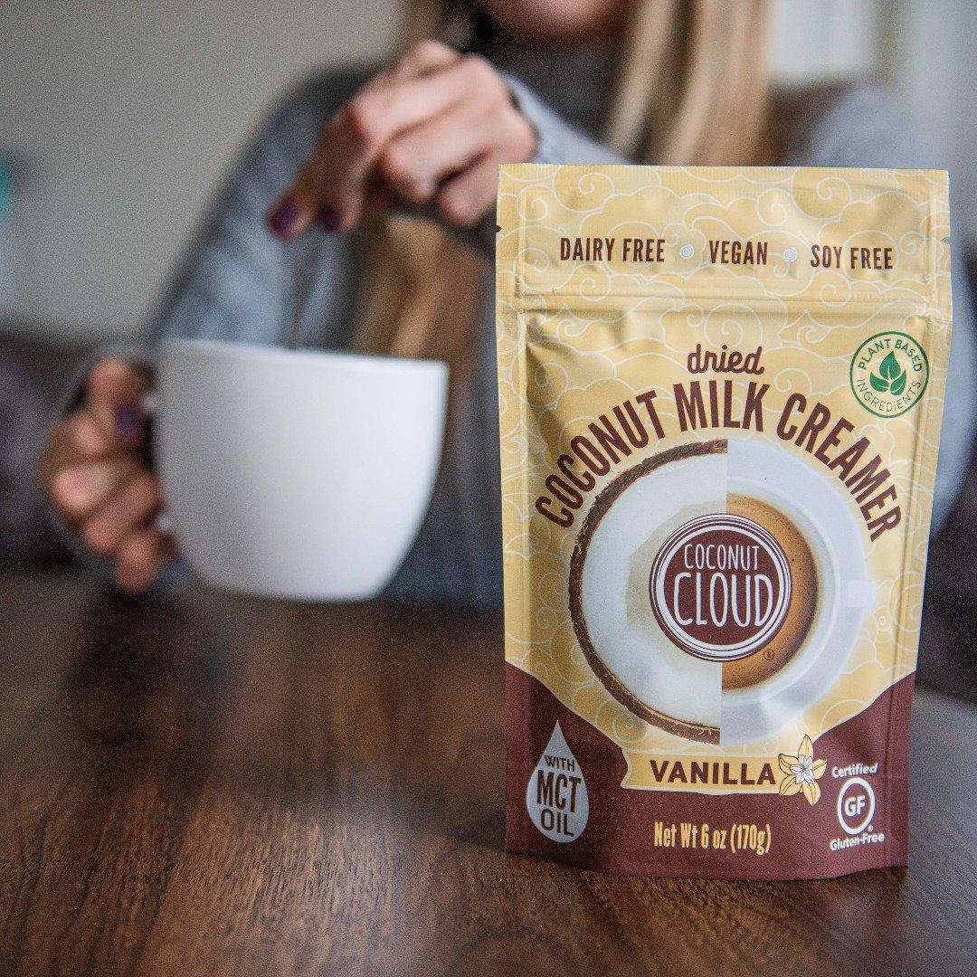 Coconut Cloud - Vanilla Coconut Milk Creamer