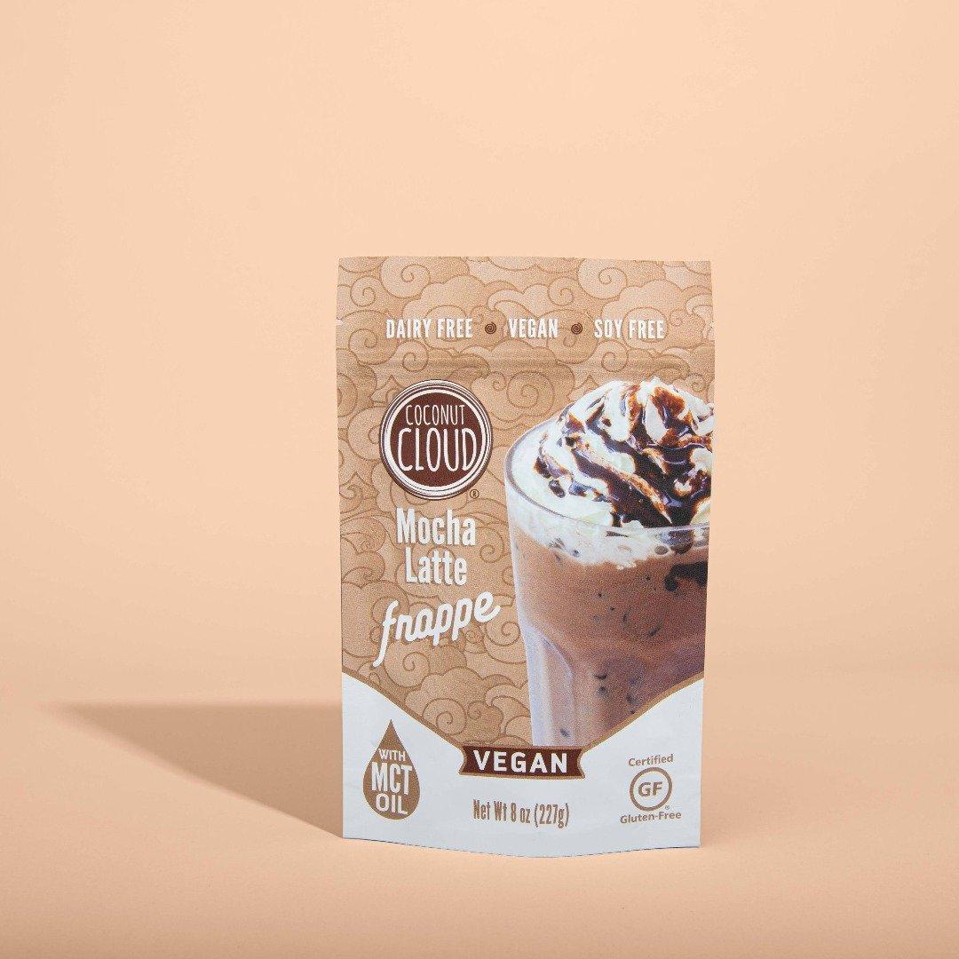 Coconut Cloud - Dairy-Free Instant Mocha Frappe Mix