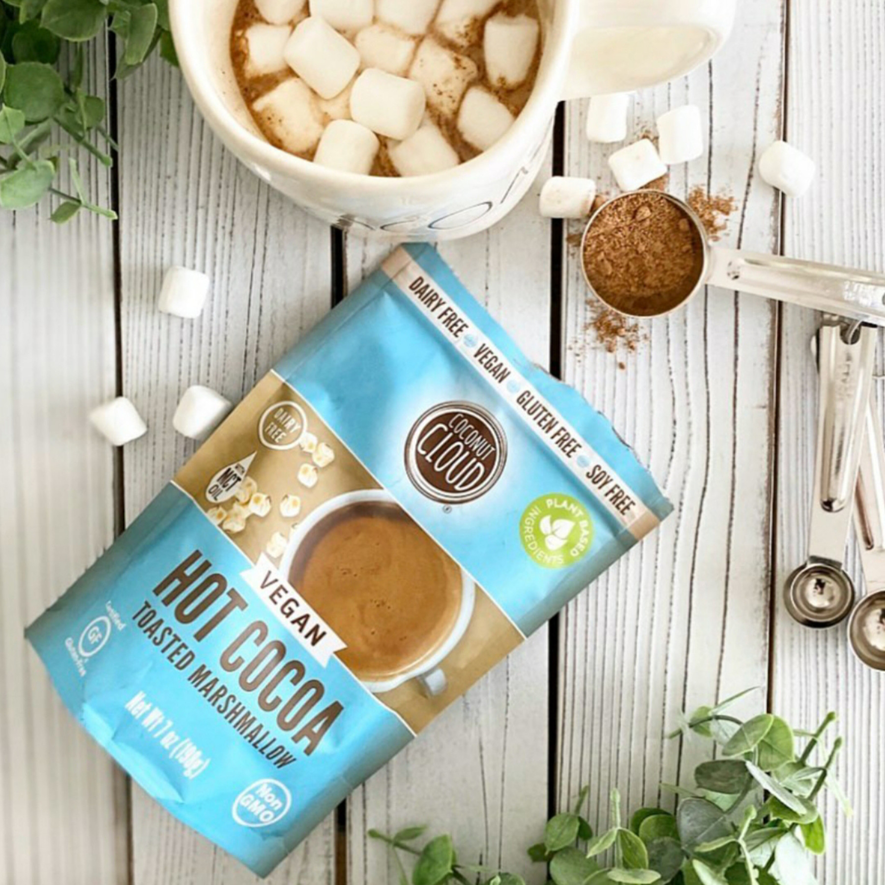 Coconut Cloud - Toasted Marshmallow Cocoa