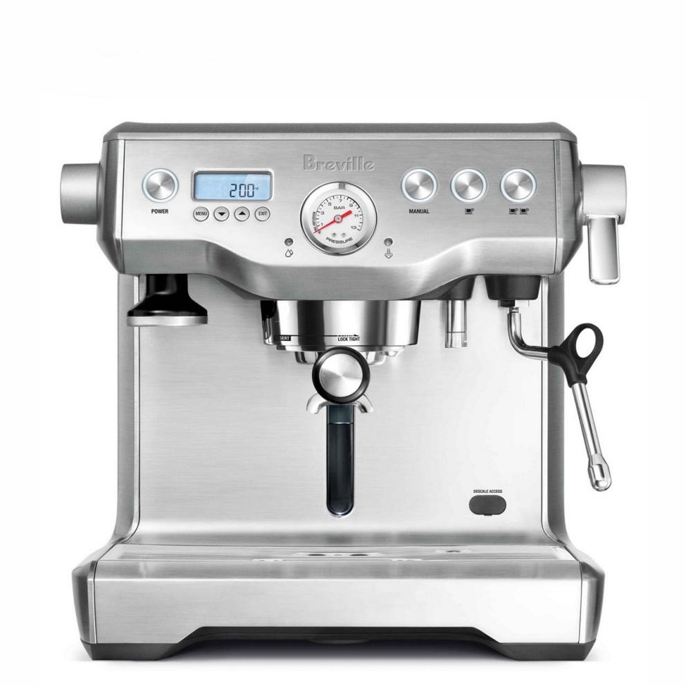 The Breville Dual Boiler Espresso Machine