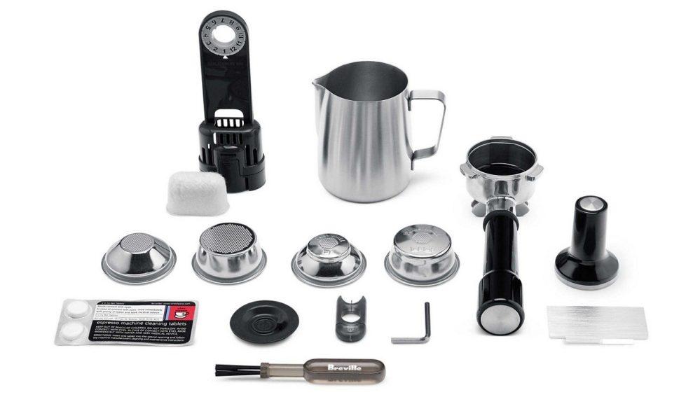 breville dual boiler accessories