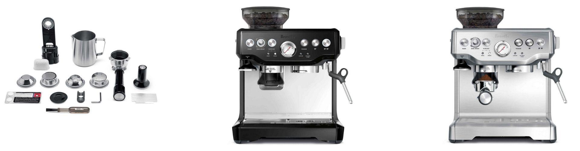 Breville Barista Express - The Ultimate All-In-One Espresso Machine